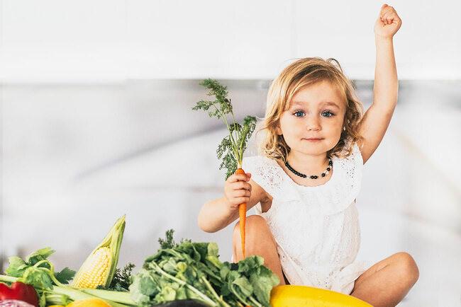 Vegan Babies & Toddlers