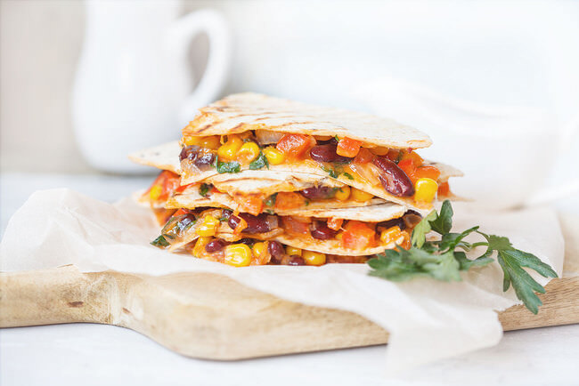 4 Week Vegan Meal Plan