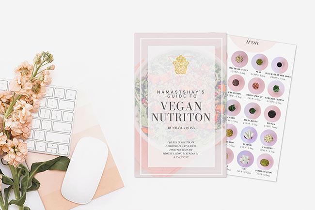 Namastshay's Vegan Guide